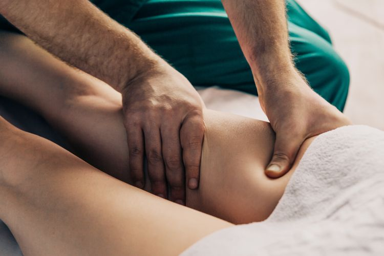 Lymphdrainage Leichlingen Physiotherapie